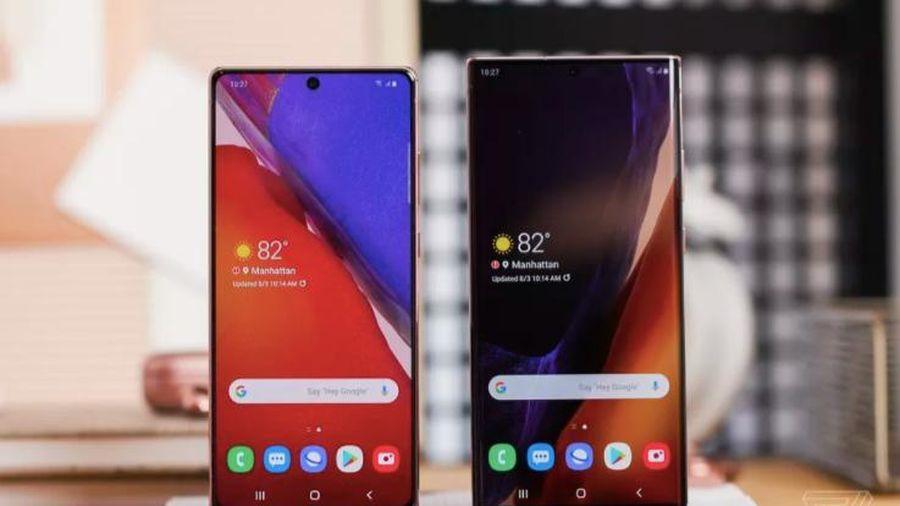 Biết 'tất tần tật' những gì có trên bộ đôi bom tấn Galaxy Note20 và Note20 Ultra qua một hình ảnh