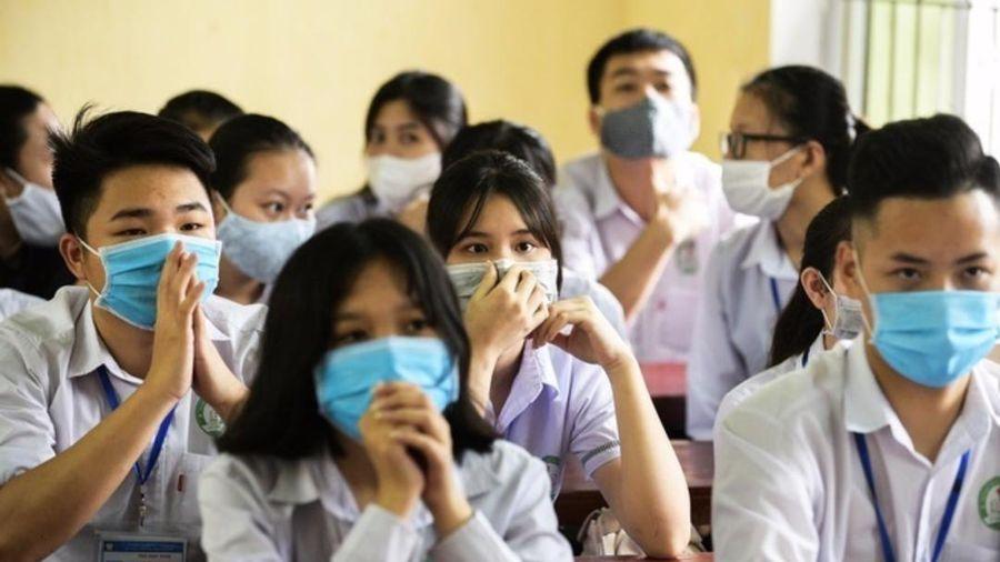 Các tỉnh, thành phố triển khai như thế nào để đảm bảo an toàn phòng chống COVID-19 trong kỳ thi tốt nghiệp THPT quốc gia 2020?