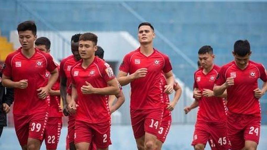 Những thống kê 'thảm họa' của CLB Hải Phòng sau vòng 11 V.League