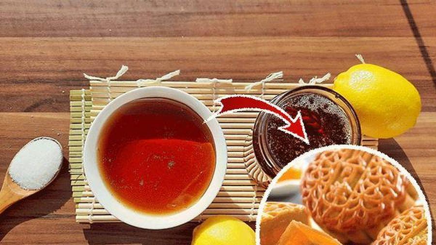 9X tự làm nước đường bánh nướng siêu đơn giản, không cần nước tro tàu