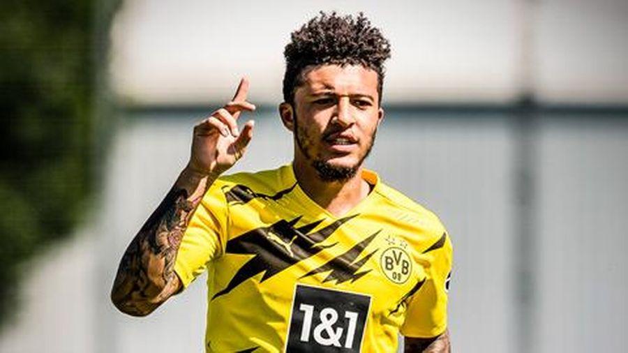 Dortmund làm rõ tương lai Sancho trước các tin đồn tới M.U