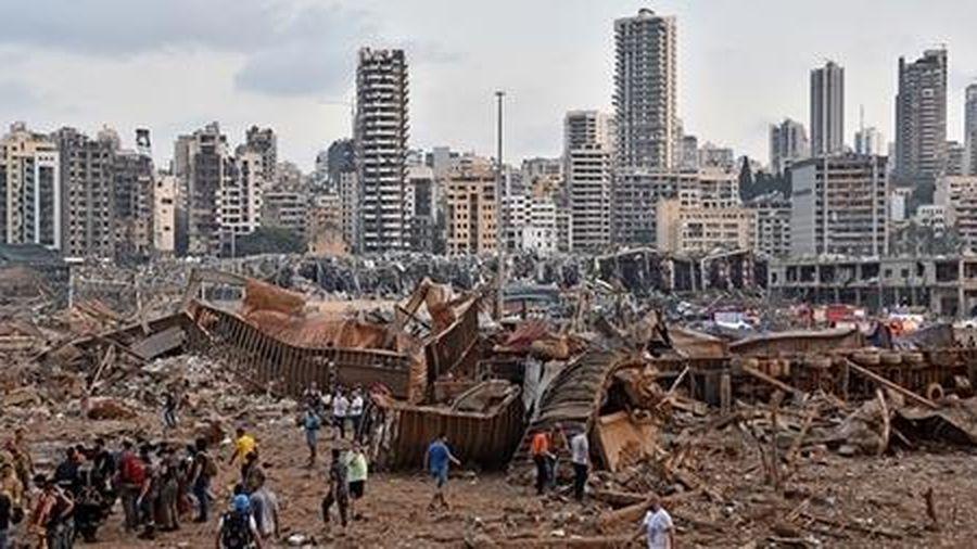 Bốn cựu Thủ tướng Lebanon kêu gọi điều tra quốc tế vụ nổ ở Beirut