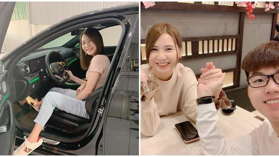 Sướng như Thanh Trần: Tấu hài với chồng cả ngày, mua xe không tiếc tay