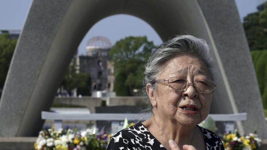 Thế hệ cuối cùng của thảm kịch hạt nhân Hiroshima kể nỗi đau không bao giờ quên