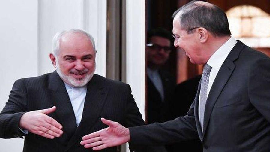 Tehran tìm đường tới Moscow khi căng thẳng leo thang với Mỹ