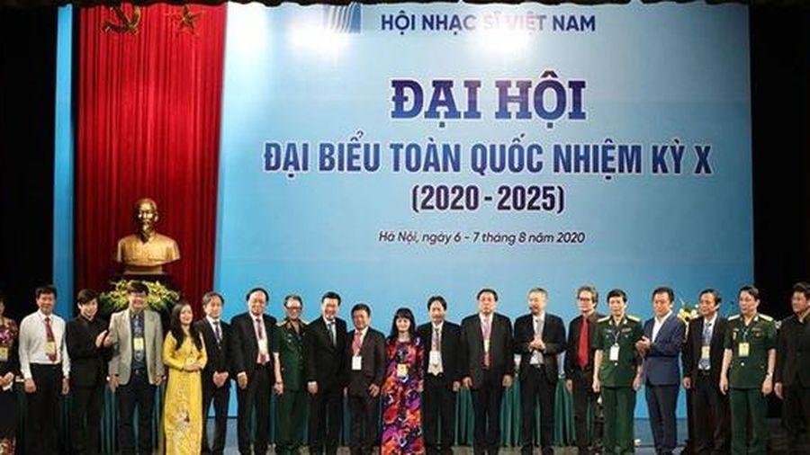 Ông Võ Văn Thưởng: Âm nhạc nuôi dưỡng tâm hồn, góp phần tạo ra các bản sắc và phẩm giá con người Việt Nam