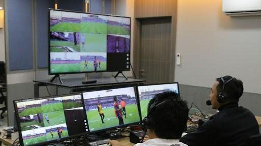 Hết tiền, giải vô địch Thái Lan bỏ công nghệ VAR
