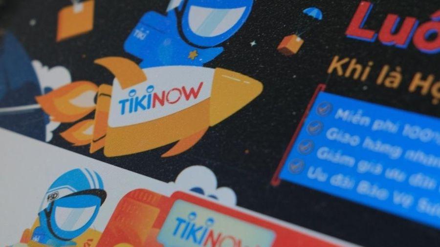 TikiNow chập chờn, Tiki xin khách hàng thông cảm