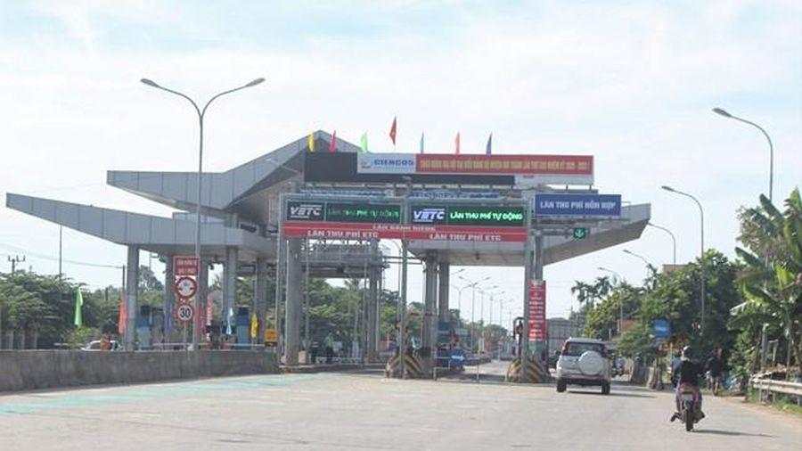 Quảng Nam: Một nhân viên Trạm thu phí Tam Kỳ nghi nhiễm Covid-19