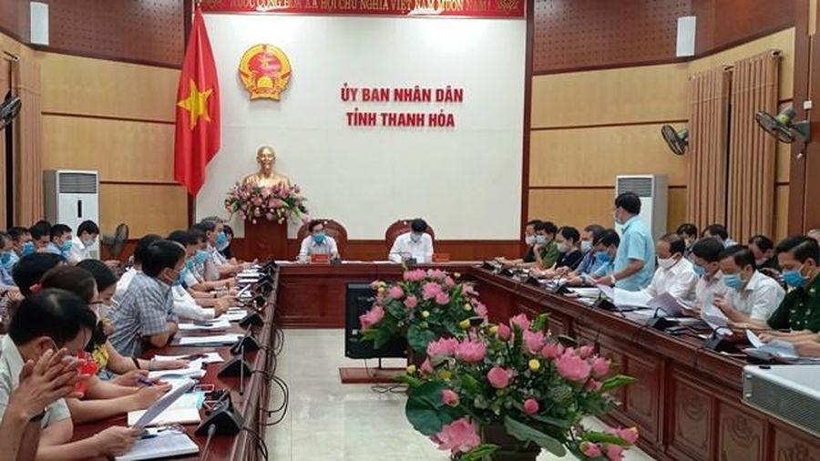 Thanh Hóa: Chỉ đạo kỷ luật Chủ tịch phường lơ là chống dịch
