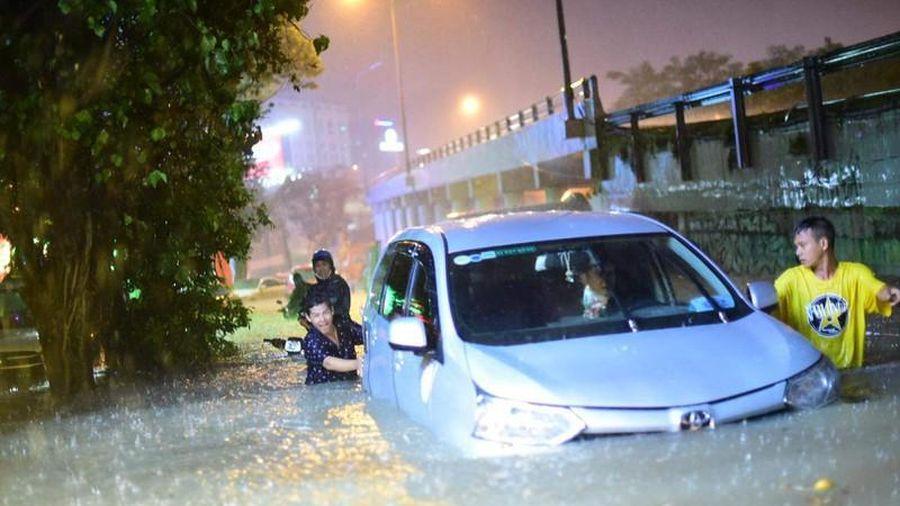 Lý giải nguyên nhân không nên mua ô tô đã bị ngập nước