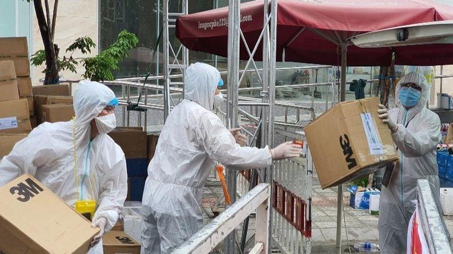 Đà Nẵng: 1 cán bộ Quận ủy Hải Châu nhiễm COVID-19