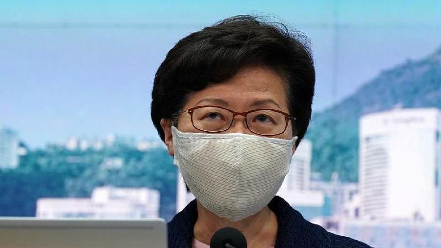 Mỹ trừng phạt Đặc khu trưởng Hong Kong Lâm Trịnh Nguyệt Nga