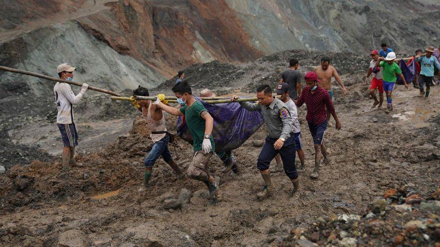 Cuộc săn ngọc chết chóc ở Myanmar để đáp ứng cơn khát từ TQ