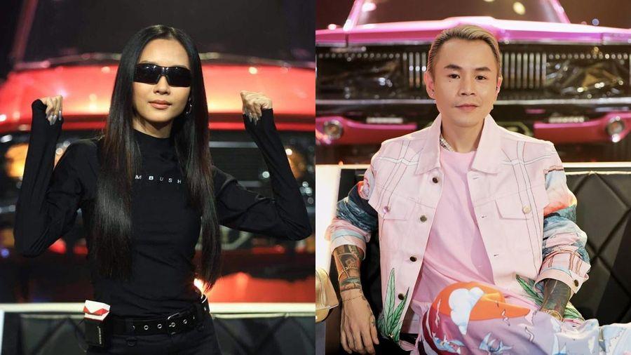 Suboi, Binz và dàn huấn luyện viên mặc gì tại 'Rap Việt'?