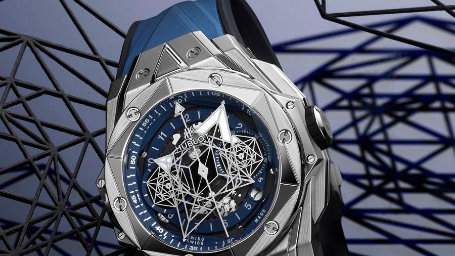 Hublot kết hợp với nghệ sĩ xăm hình ra mắt đồng hồ giới hạn