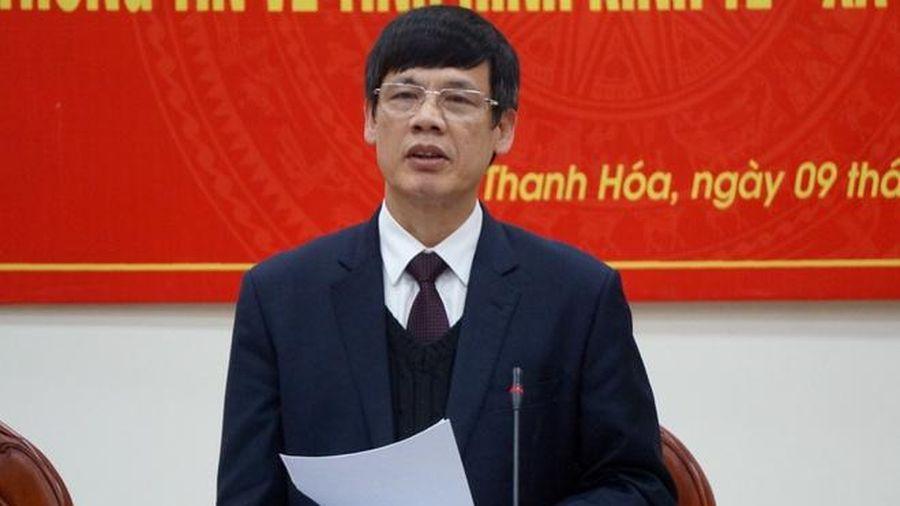Chủ tịch tỉnh Thanh Hóa yêu cầu đình chỉ 2 cán bộ lơ là chống dịch