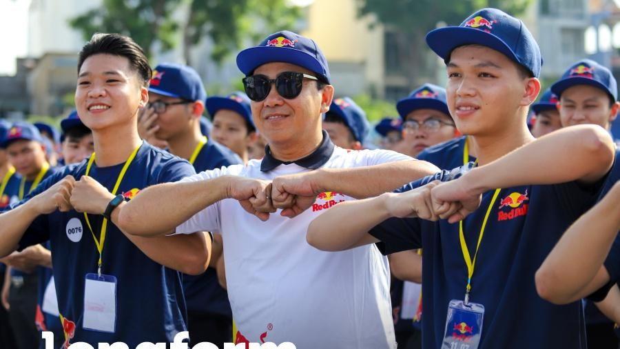 Red Bull và hành trình đánh thức năng lượng tích cực từ người trẻ