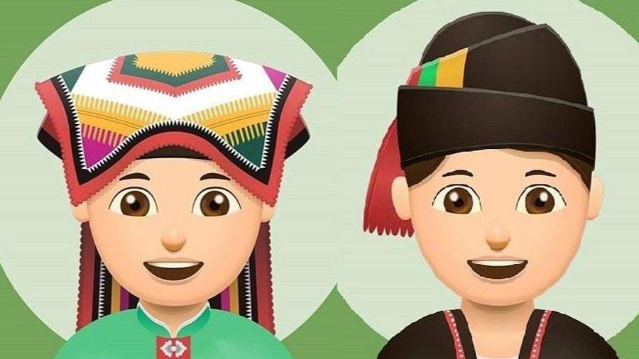 Tác giả bộ emoji 54 dân tộc Việt Nam: 'Là anh em thì nên hiểu về nhau'