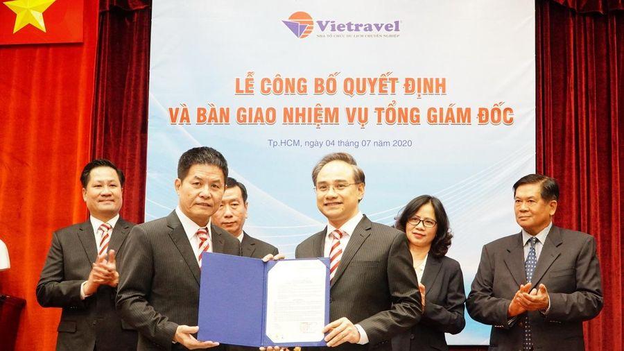 Vietravel bổ nhiệm Quyền tổng giám đốc mới