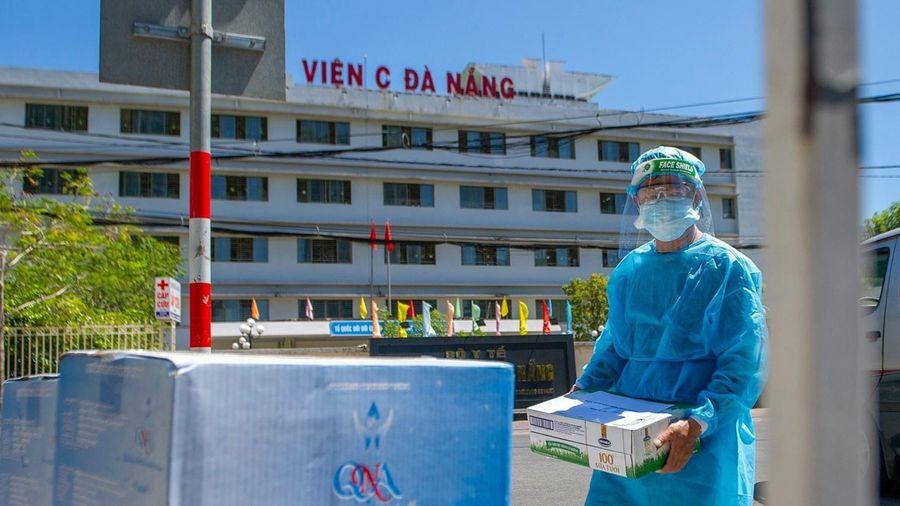 Bệnh viện C Đà Nẵng mở cửa trở lại