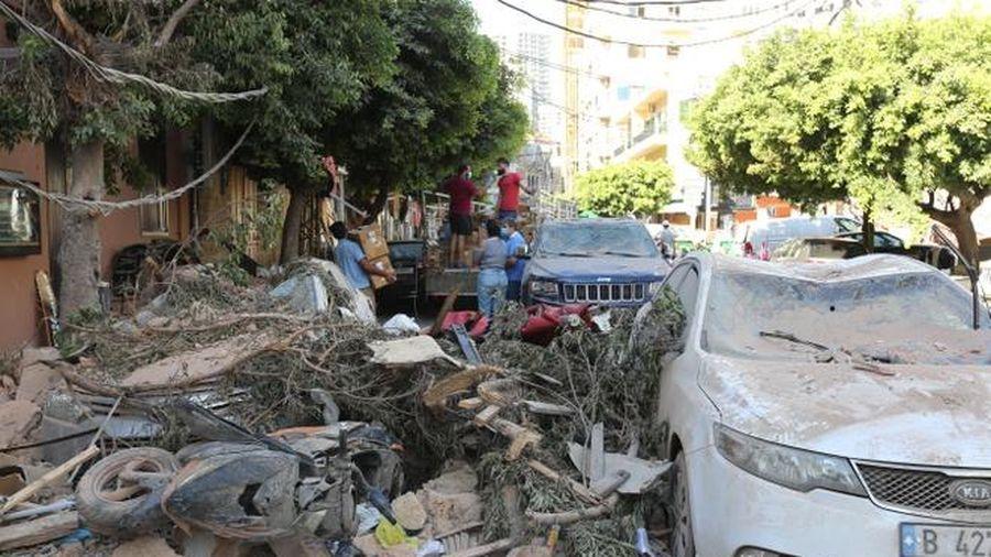 Lebanon không loại trừ khả năng 'nước ngoài can thiệp' vụ nổ