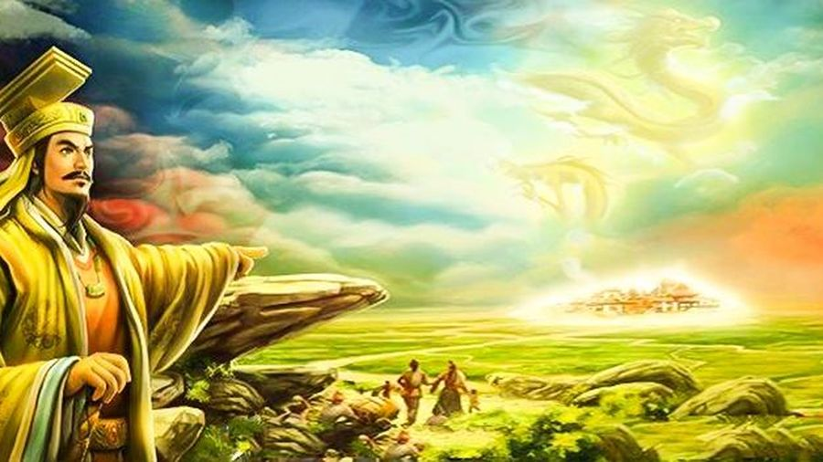 Lộ trình vua Lý Công Uẩn dời đô từ Hoa Lư về thành Đại La