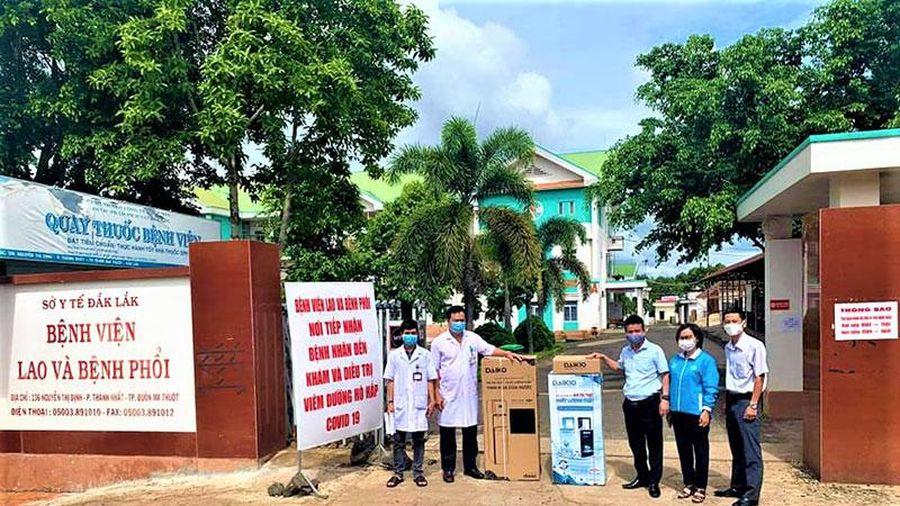 Bệnh nhân 448 ở Đắk Lắk âm tính với virus SARS-CoV-2 lần 1
