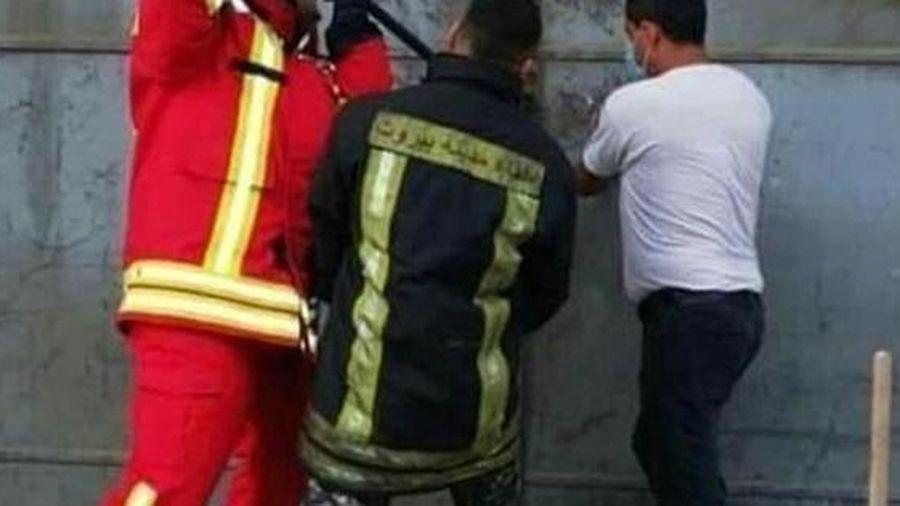 Biểu tượng Lebanon: Những lính cứu hỏa xông vào tử địa
