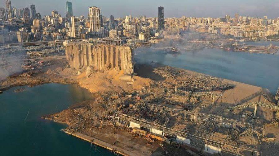 Thế giới sát cánh cùng Lebanon