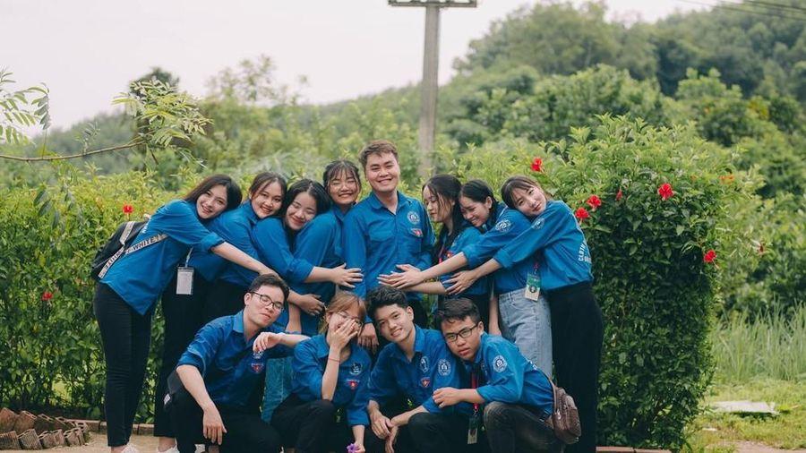 Mùa hè xanh tình nguyện của tuổi trẻ trường Đại học Thương Mại