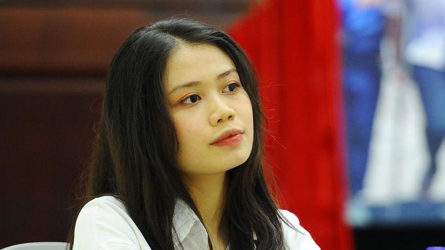 'Bí kíp' làm bài thi khối A của nữ sinh Học viện Tài chính