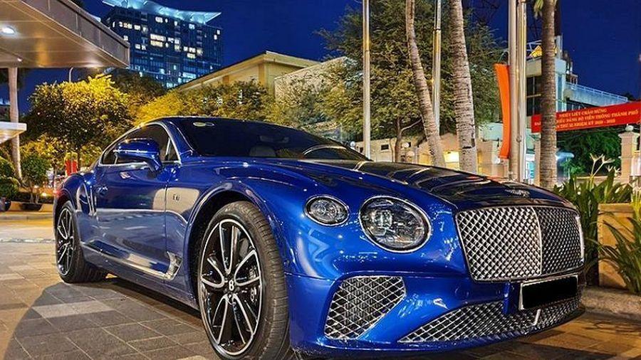 Bentley Continental GT First Edition 25 tỷ đầu tiên về Việt Nam