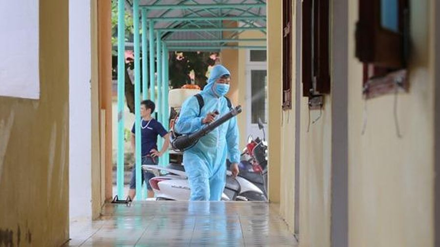 Quảng Bình: Tăng cường các biện pháp phòng dịch trước kỳ thi