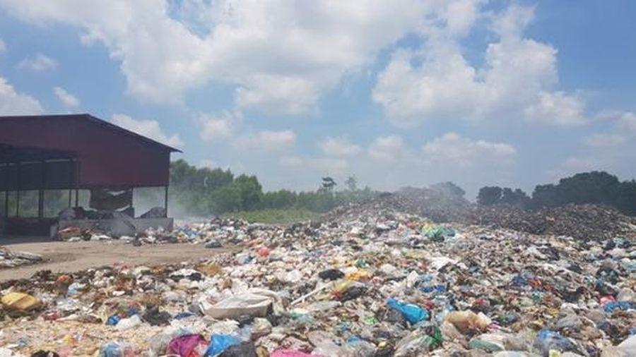 Dự án xây dựng lò đốt rác thải sinh hoạt tại Yên Dũng (Bắc Giang): Sở thẩm định báo lỗi, huyện vẫn triển khai