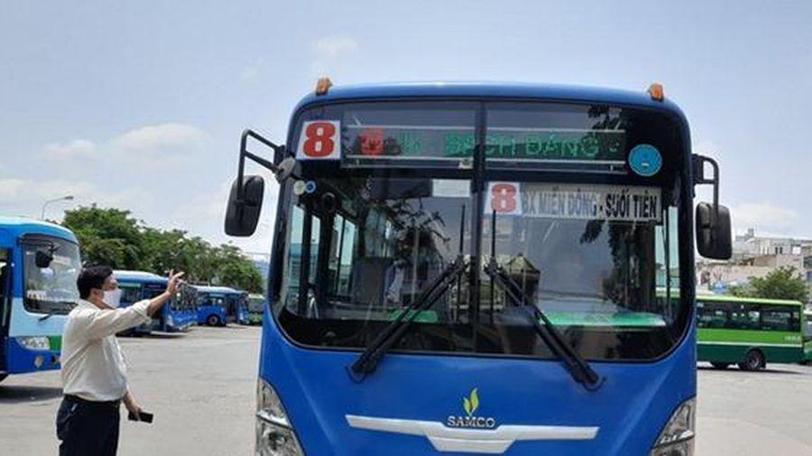 TP.HCM tạm dừng 5 tuyến xe buýt đi Đồng Nai để phòng dịch Covid-19
