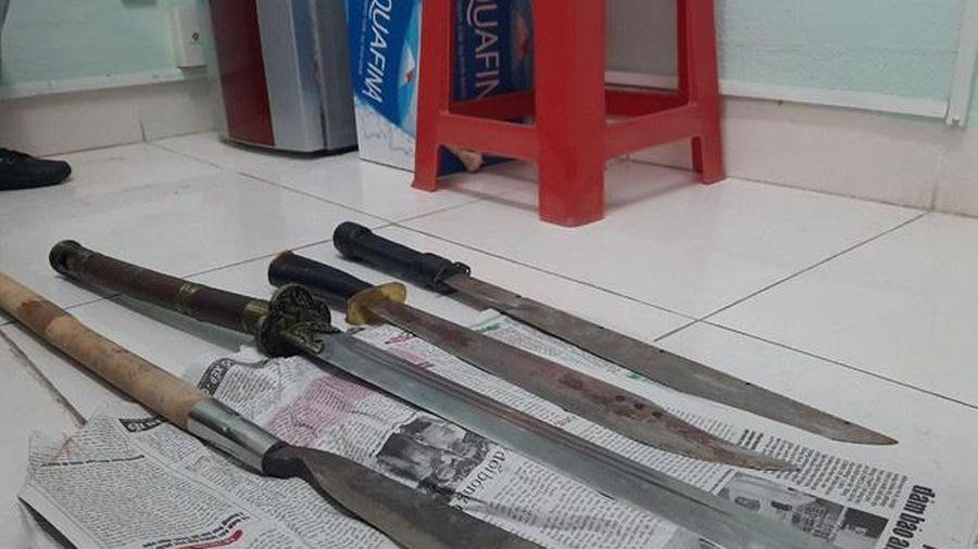 Vụ hỗn chiến kinh hoàng, chém lìa tay đối thủ ở Quy Nhơn: Kẻ cầm đầu 'Cu Đỏ' vừa bị bắt