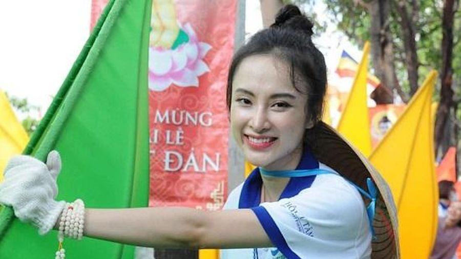 Angela Phương Trinh bị chụp lén vẫn đẹp rạng ngời sau tuyên bố ăn chay trọn đời