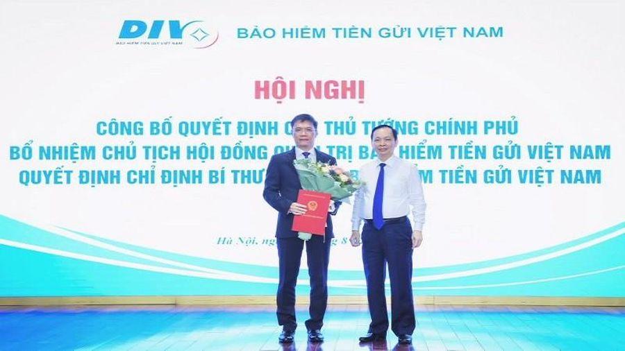 Bảo hiểm tiền gửi Việt Nam có tân Chủ tịch Hội đồng quản trị