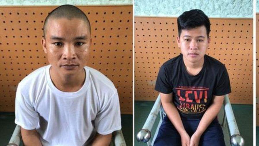Bắt giữ 5 nghi can liên quan đến vụ nổ súng giết người tại Long An