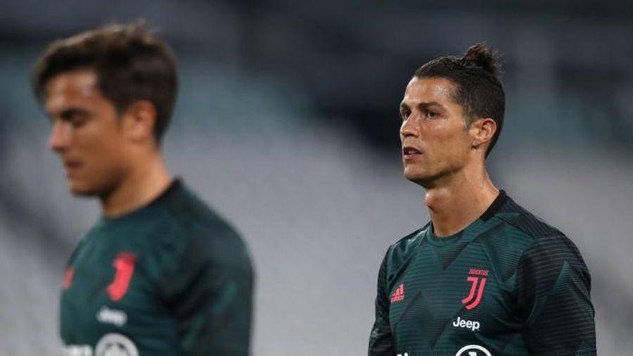 Mất ngôi sao hay nhất Serie A, Juventus phải cậy Ronaldo