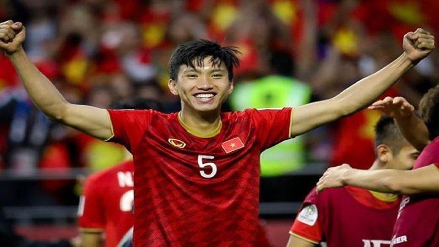 Đoàn Văn Hậu: 'Tôi hay tất cả cầu thủ Việt Nam đều muốn dự World Cup'