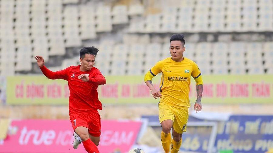 Cựu tiền vệ SLNA Lê Mạnh Dũng: 'Vạn sự khởi đầu nan'!