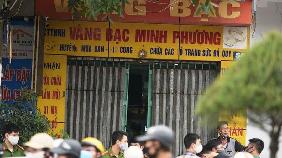 Đình chỉ vụ án Chi cục trưởng thi hành án dân sự TP Thanh Hóa bị đầu độc bằng Cyanua