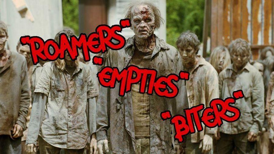 Tất tần tật những nickname được đặt cho xác sống trong The Walking Dead (P2)