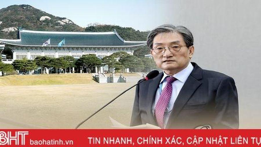 Chánh văn phòng và 5 cố vấn Phủ Tổng thống Hàn Quốc cùng nộp đơn từ chức