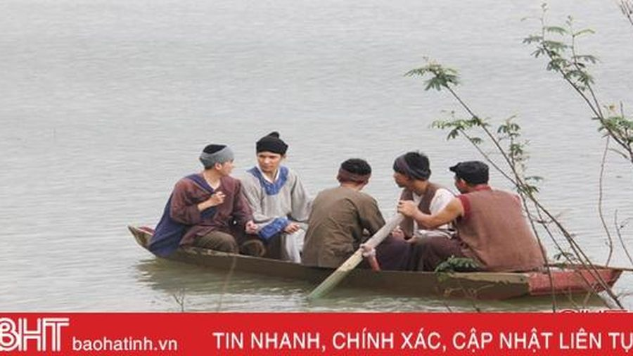 Hé lộ những thước phim đầu tiên về Đại thi hào Nguyễn Du