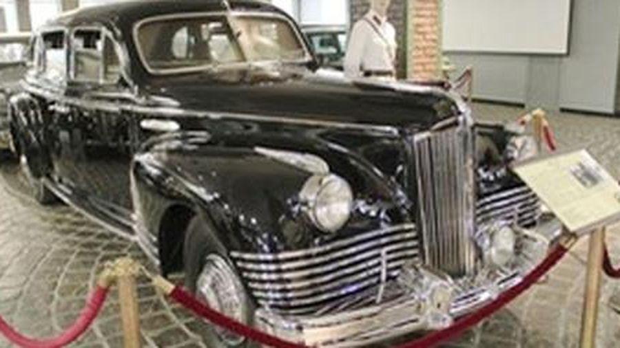 Dám trộm xe của nguyên soái Stalin