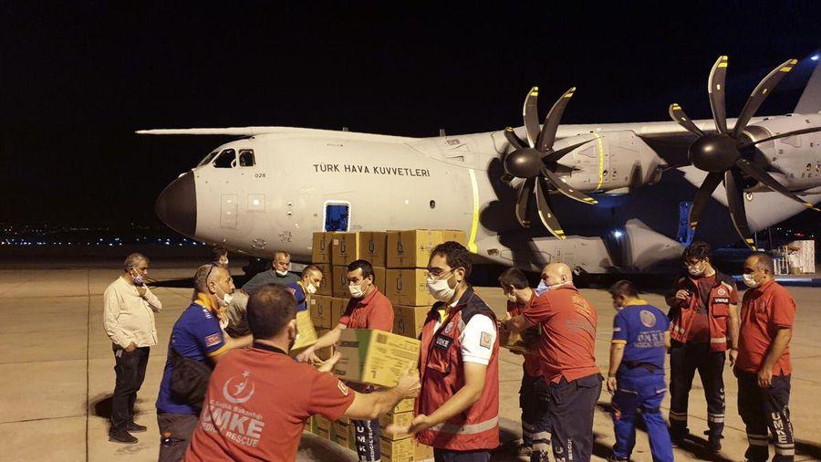 EU viện trợ 33 triệu euro giúp Liban khắc phục hậu quả vụ nổ ở Beirut