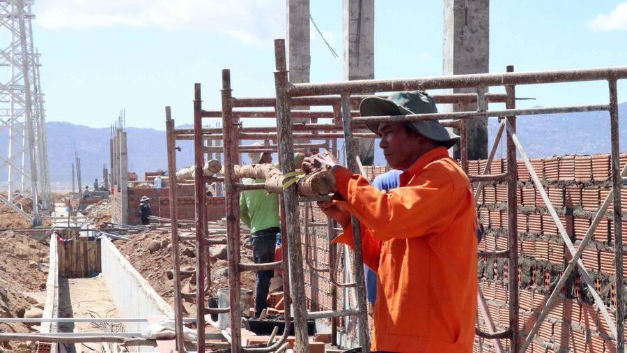 Ninh Thuận quản lý chặt lao động đến từ các vùng có dịch